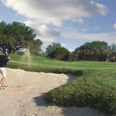 Golf in Fredericksburg, Texas